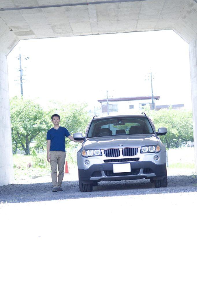 愛車紹介 BMW X3 E83 気になる 故障 維持費は?