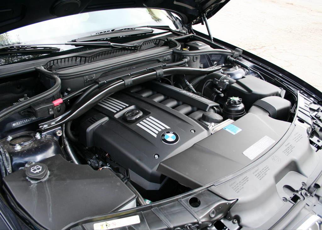BMW シルキー6