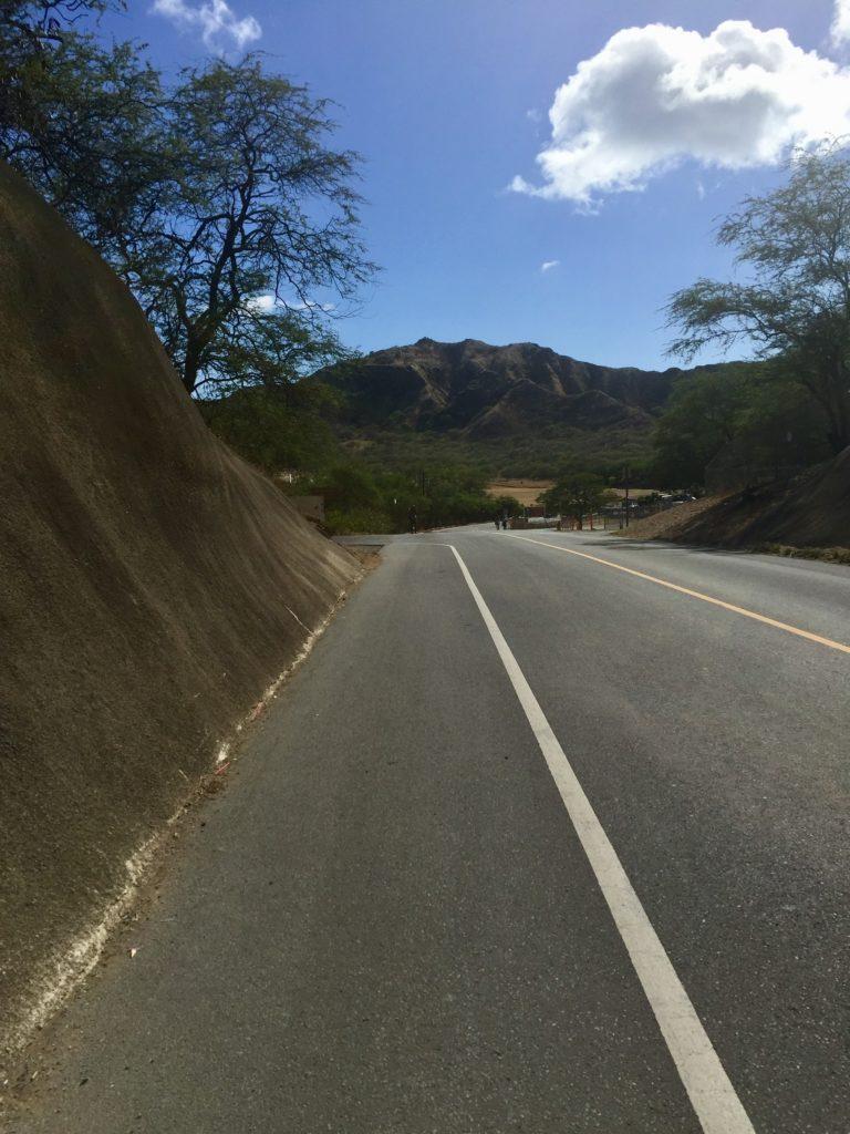 ハワイダイヤモンドヘッド登山3