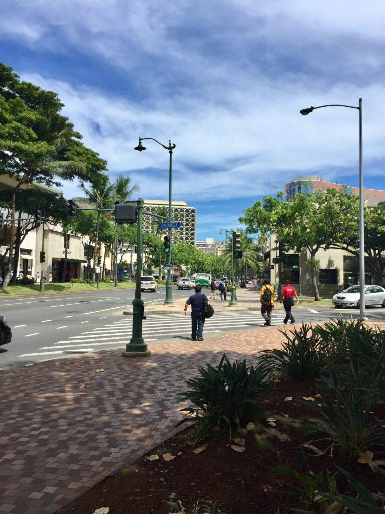 ハワイ散歩2