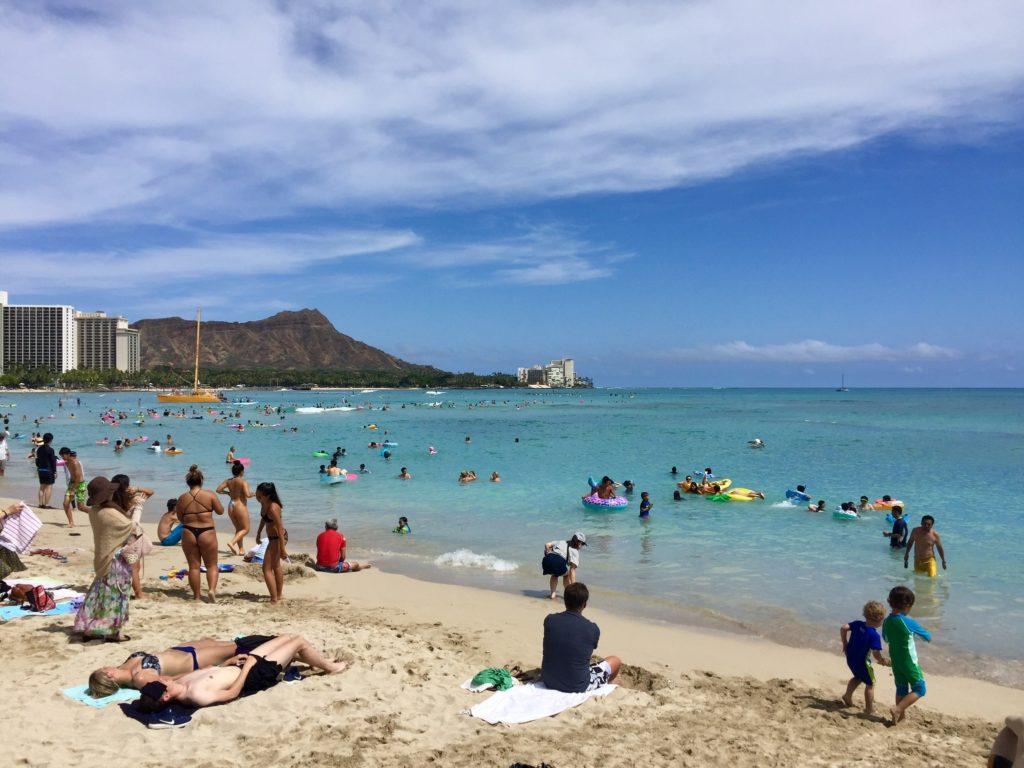 ハワイ散歩4