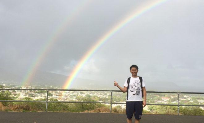 ハワイダブルレインボー2
