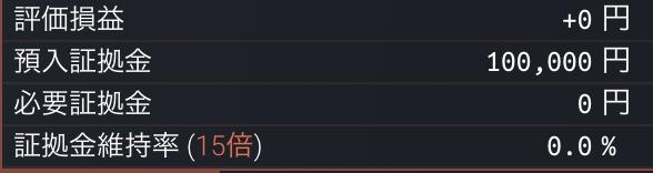 BTCFX 10万円チャレンジを始めます!